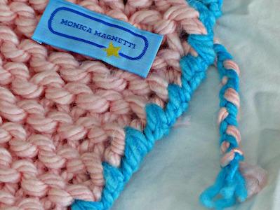 Custom Fleece Blankets & Hand-Knit Blankets