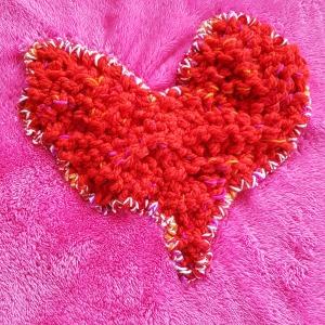 cuore matto custom fleece blanket