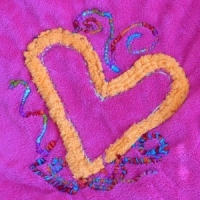 Fleece-Blanket-with-Heart
