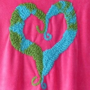 Fleece-Custom-Pink