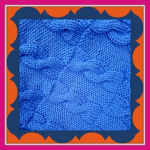 Vancouver Hand-knitted baby blankets