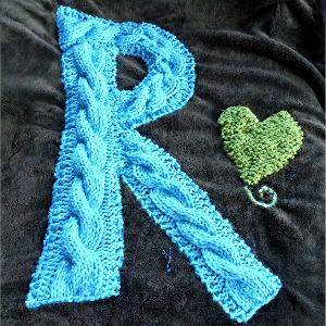 custom fleece blanket with initial